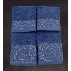 Lot 6 serviettes de bain Prata